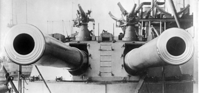 HMS 'Dreadnought' Changed Naval Warfare Forever