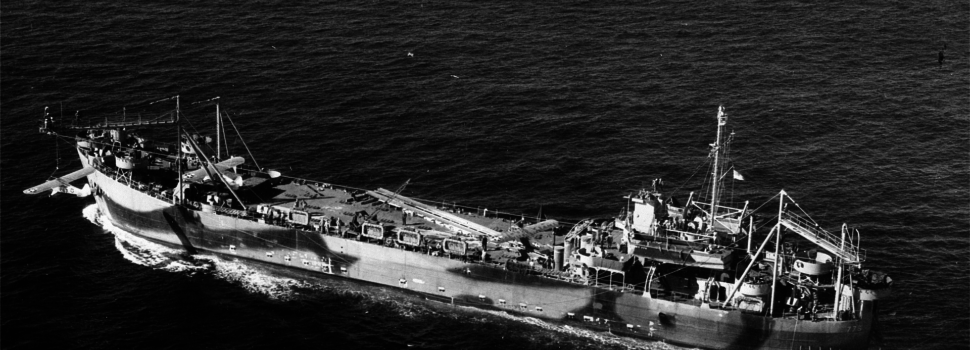 In the 1940s, the U.S. Navy Launched Planes From Trapezes