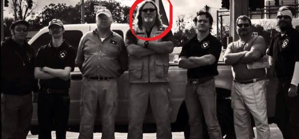 A Convicted Domestic Terrorist Was at the Charlottesville Nazi March