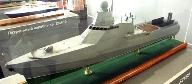 Coming Soon — Containerized Missiles on Russian Warships
