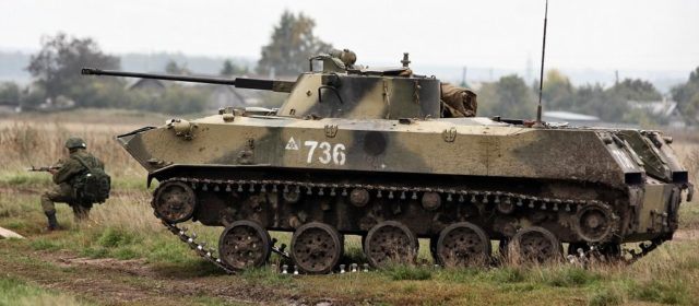 The USSR's Air-Dropped Fighting Vehicles Tore Through Cold War Conflicts