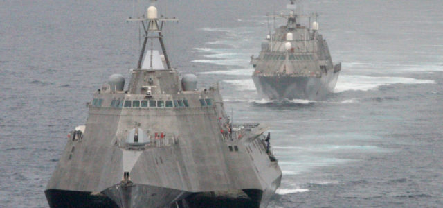 Watchdog Tells Congress to Slow Down New 'Frigate' Program
