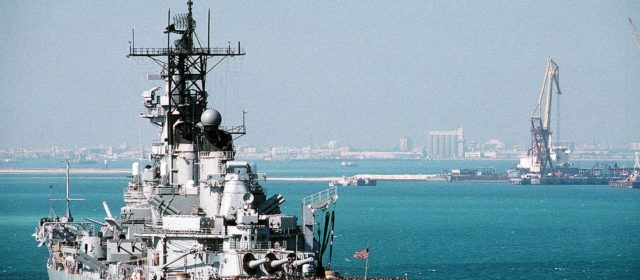 In 1987, a Rogue U.S. Navy Admiral Schemed for War With Iran