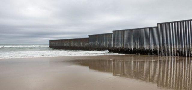 Some Genius Wants to Build Trump's Border Wall With Nuclear Waste