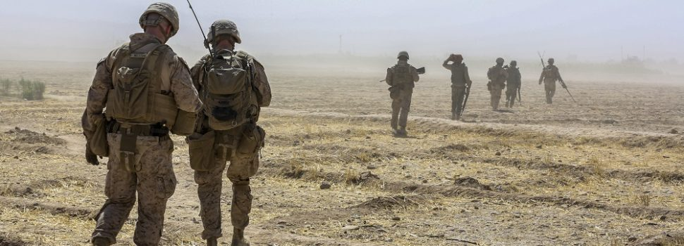 The Folly of the Next Afghanistan 'Surge'