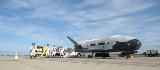 China Wants Its Own Version of the X-37B Spaceplane