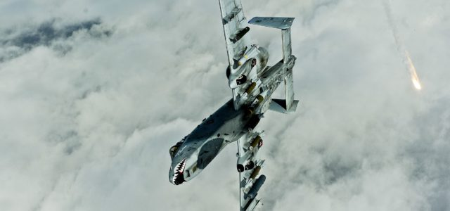 The U.S. Air Force Is Quietly Cutting A-10s