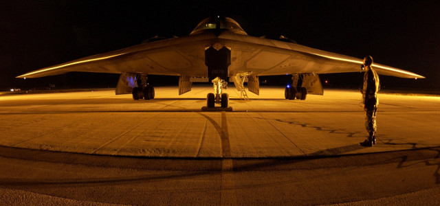 America Has 20 Stealth Bombers—Guess How Many Can Fly Right Now