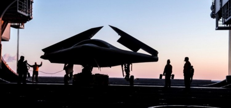 Bad Guys Beware—The Navy's Killer Drone Is About to Get a Lot More Dangerous