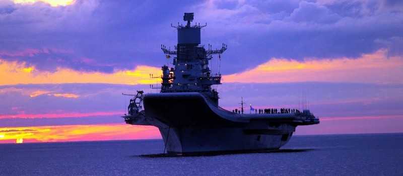 Whatever You Do, Don't Buy Your Aircraft Carrier From Russia