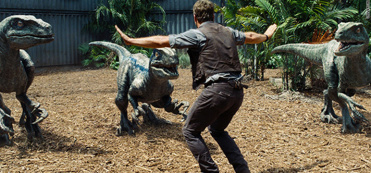 To Be Clear, Velociraptors Would Make Terrible Weapons