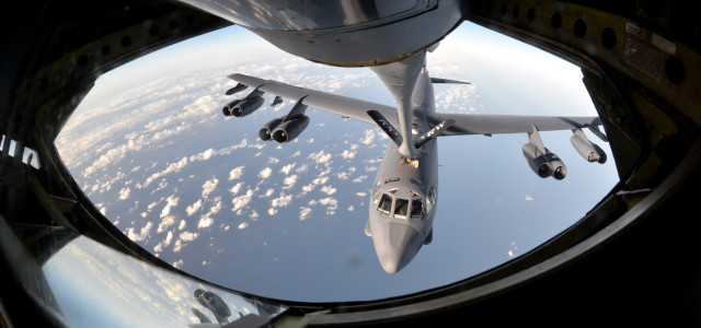 The Pentagon Is Taking These B-52s' Nukes Away