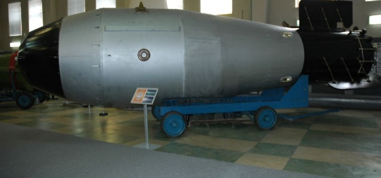 Read This Dire Warning from Russia's Great Nuclear Warrior