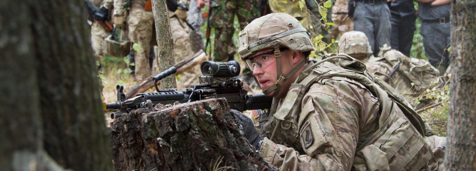 The U.S. Military Is Far From 'Entrenched' in Ukraine