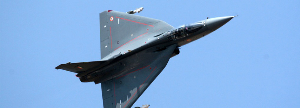 India Doubles Down on Crappy Homemade Jets