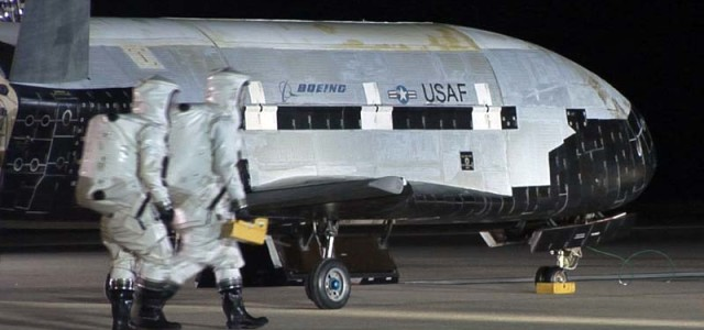 Russia Says It's No Problem Tracking America's Space Plane