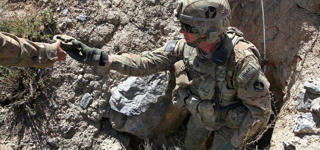 Cash for Landmine Survivors Disappeared in Afghanistan