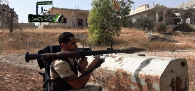 Syria's Rebels Are Ready to Fight Russia