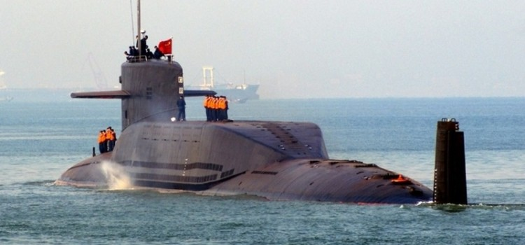 China's Shoddy, Noisy Nuclear Submarines