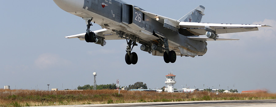 Russia Is Getting Payback for NATO's War in Libya