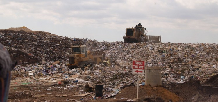 Uh Oh — Missouri Trash Fire Could Ignite World War II Atomic Waste