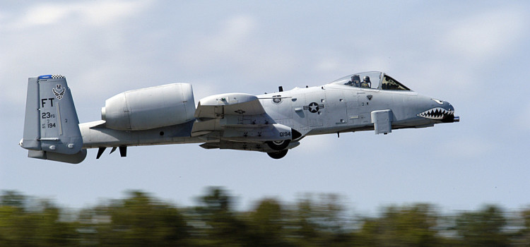 U.S. Senators Accuse the Air Force of Trying to Sneakily Kill A-10s