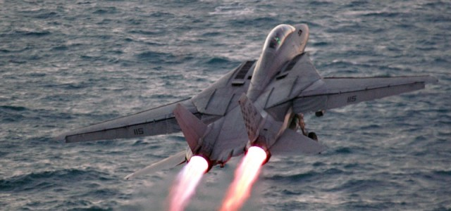 Does the U.S. Navy Need a 21st Century F-14 Tomcat?