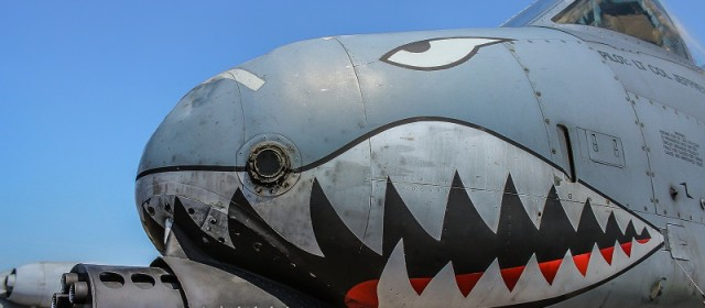 The U.S. Air Force Knows the A-10 Will Beat the F-35