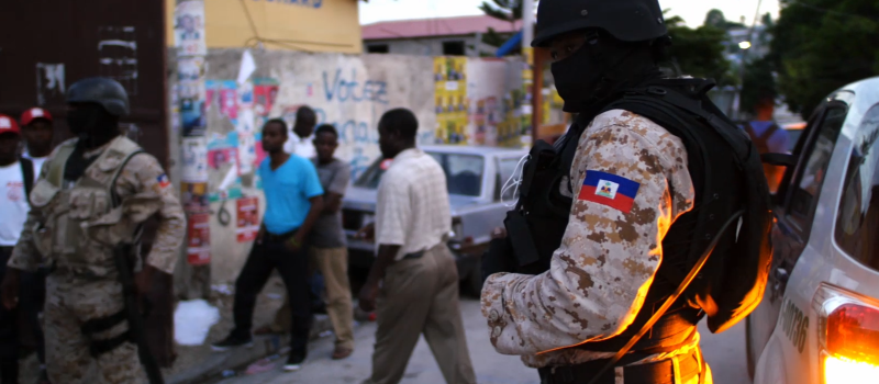 'We Have to Vote, We Gotta Vote,' Haitians Declare