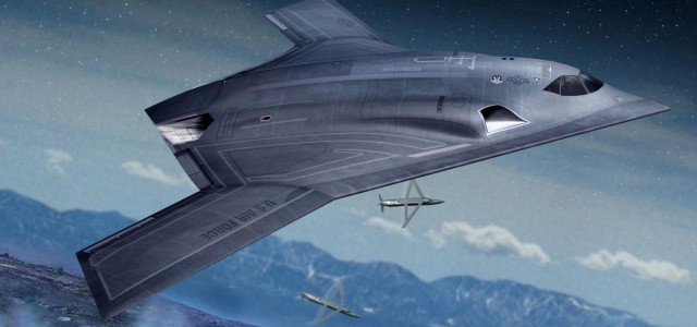 At Last — the U.S. Air Force Is Getting a New Bomber