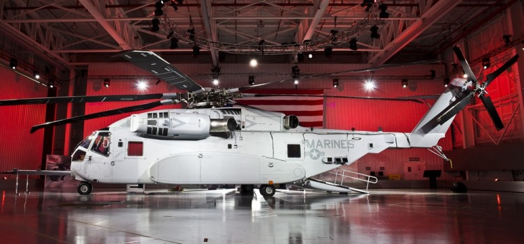 America's Giant New Helicopter Just Took Off