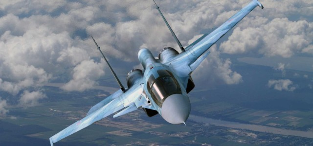 Russia Stumbles in Syrian Air War