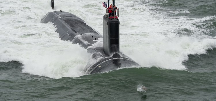 U.S. Navy Packs Firepower Into Shrinking Sub Fleet