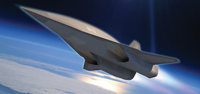 There Is a Secret U.S. Spy Plane Flying Over the Pacific