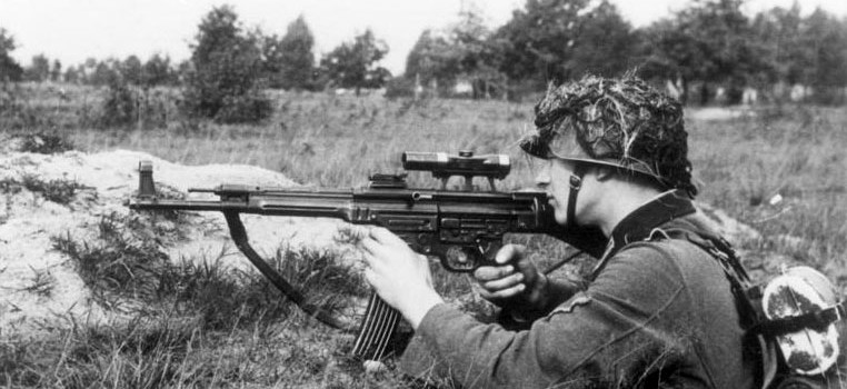 Hitler Hated the Nazi Assault Rifle