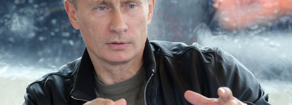 For Putin's Propaganda Machine, 'Nothing Is True and Everything Is Possible'