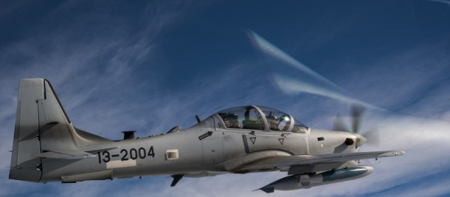 To Strike the Islamic State, America Should Unleash Light Attack Planes