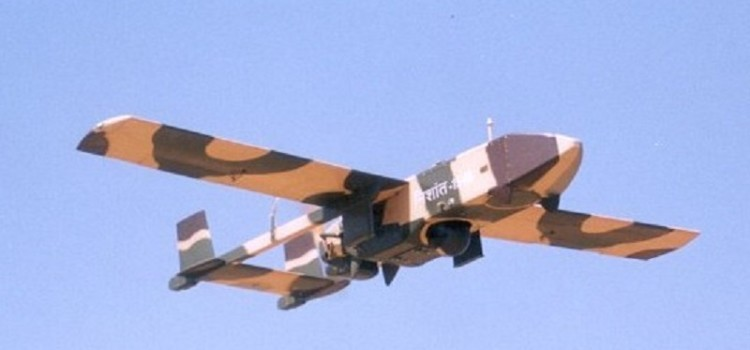 Every One of India's Nishant Drones Has Crashed
