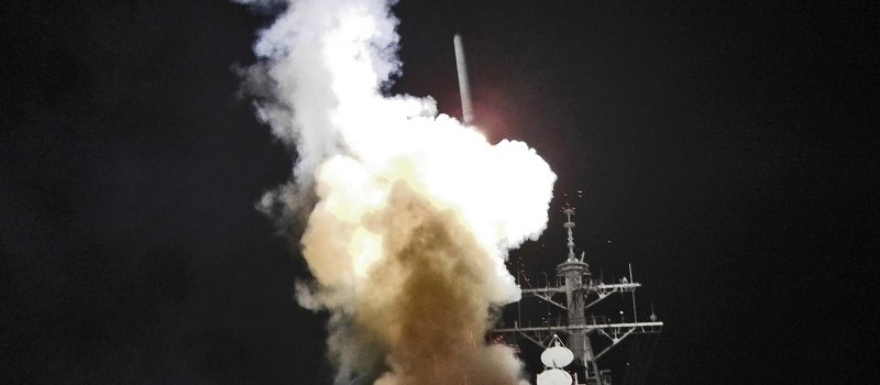 U.S. Warships Fall Behind in the Missile Race