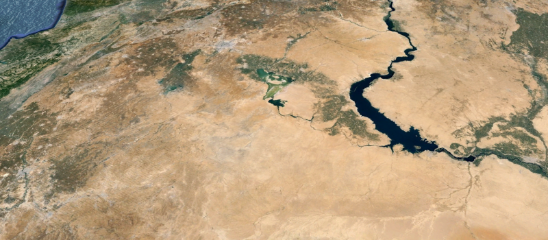 The Terrible Geography of the Syrian Civil War