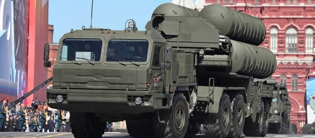 Russia's Lethal S-400 Missile Goes Global
