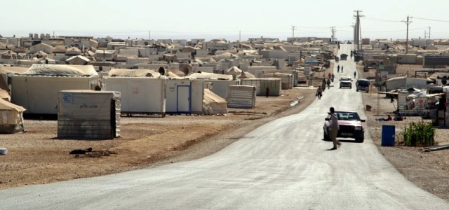 In Just This One Refugee Camp, 40,000 Syrian Children Live in Need