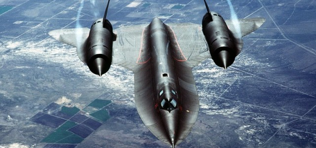 If the SR-71 Is So Awesome, Then What Is It Doing in a Museum?