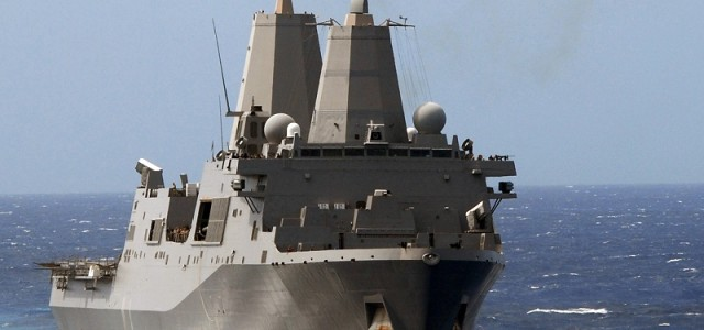 Here's One Idea How to Defend Ships From Ballistic Missiles