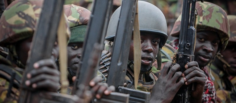 Dozens of Kenyan Soldiers Die in Somalia Base Horror