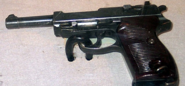 The P38 Was the Wehrmacht's Workhorse Pistol