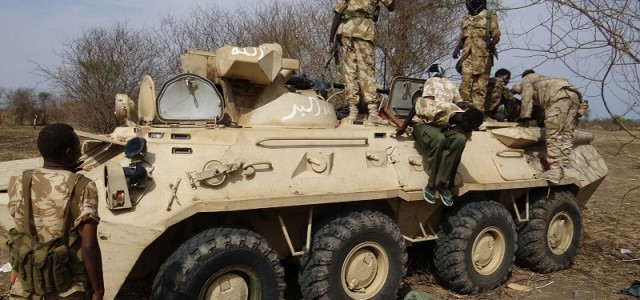 A Rebel Army Tried to Build a New Sudan, Then Fell Apart