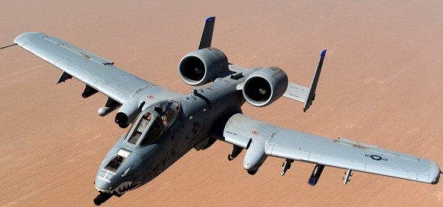 What Will the Next A-10 Warthog Look Like?