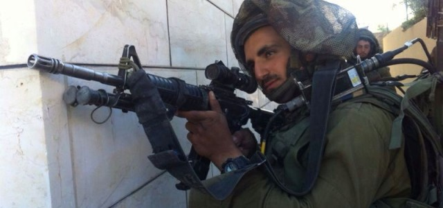 As Conflict Engulfs the Middle East, the Israeli Army Cuts Officers