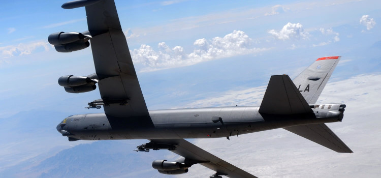 U.S. Air Force Arsenal Plane Could Help Outgun China